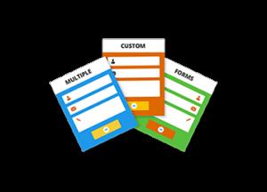 Multiple Custom Forms (M2)
