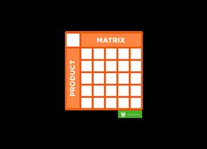Product Matrix (M2)