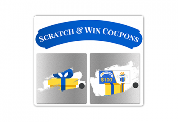 Scratch & Win Coupons (M2)