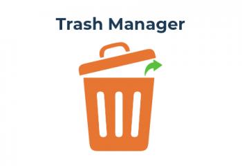 Trash Manager (M2)