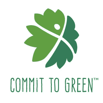 Commit to Green Logo