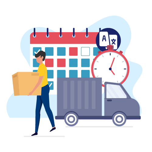 Schedule Product Deliveries