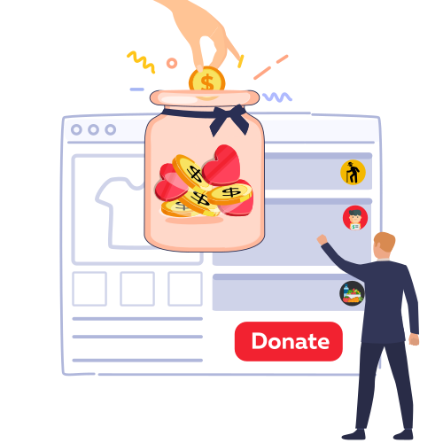 Easy and Effective Donation Solution