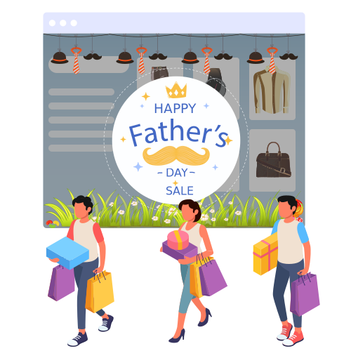 Happy Father's Day Sale